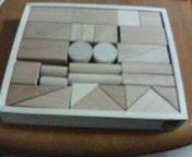 河合楽器の積み木